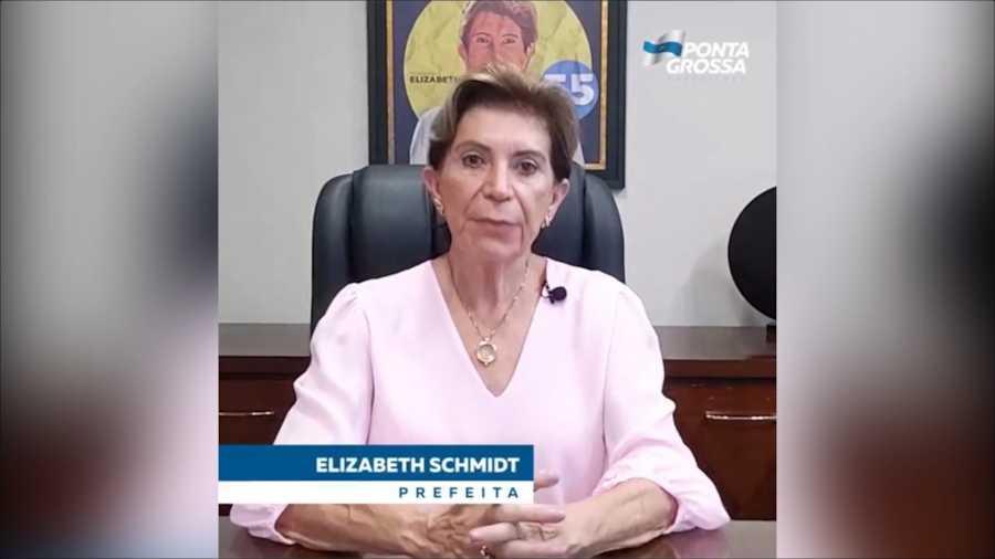 Prefeita de Ponta Grossa - Reprodução / Facebook