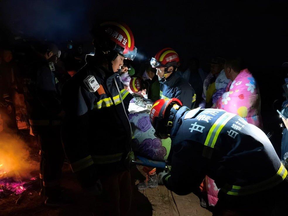 Corrida termina em tragédia na China. Foto: Reuters