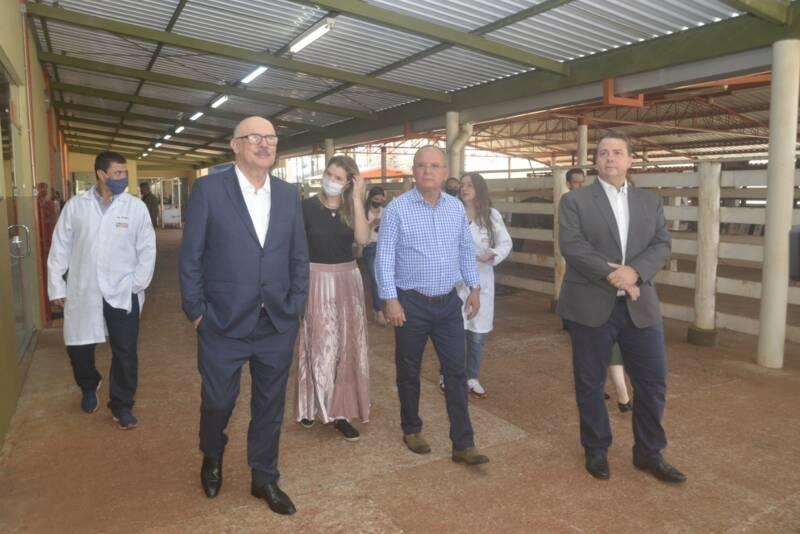 Ministro da Educacao faz palestra em Londrina0301922000202009271533 sm