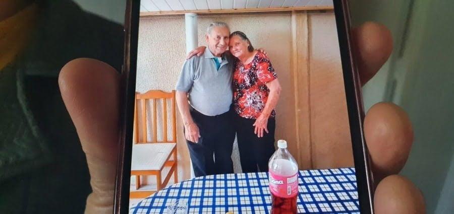O casal de idosos foi morto dentro de sua própria casa a facadas/ Foto: aRede