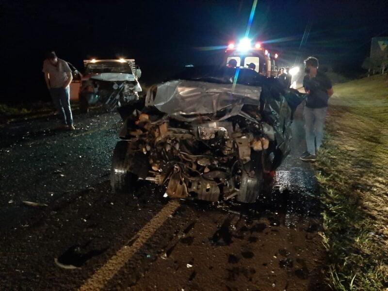 Irmãs se envolvem em dois acidentes consecutivos e acabam morrendo/ Foto: Divulgação/PRE
