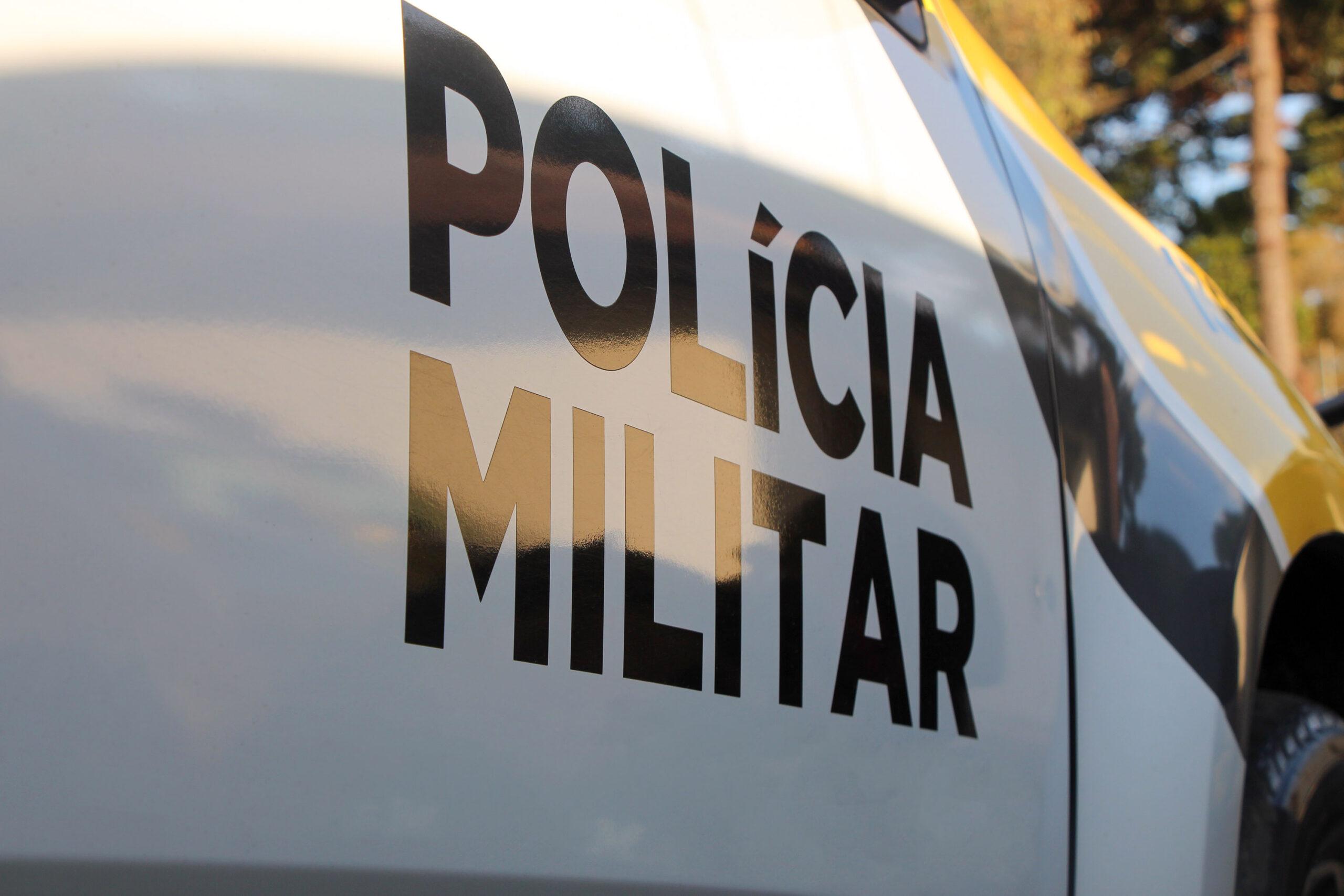 Quatro Barras, 24 de Julho de 2020. Policiais Militares do BPRv participam de instrução de condunção de viaturas. - Soldado Ismael Ponchio.