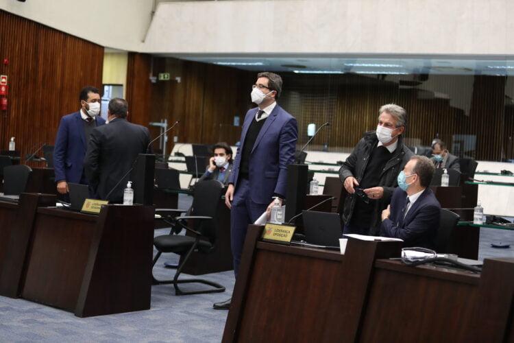 Foto: Divulgação / ALEP