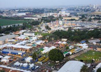 ExpoLondrina só em 2022 - Foto: Divulgação / SRP