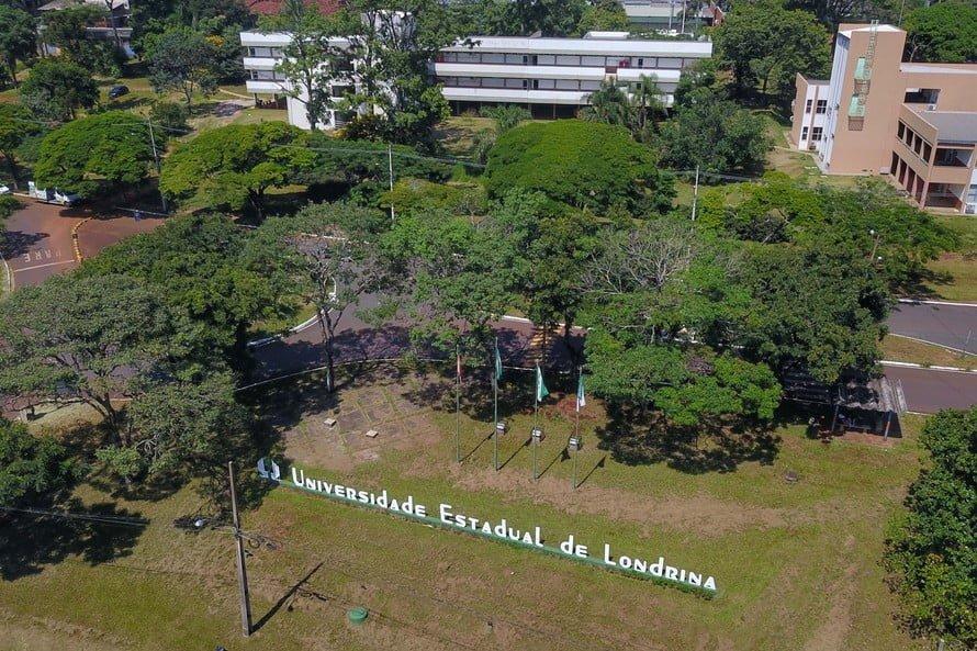 Universidade Estadual de Londrina. Foto: José Fernando Ogiura/ANPr